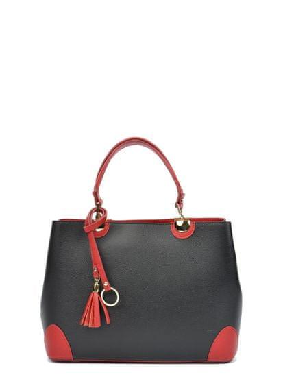Isabella Rhea Horní taška na rukojeť Isabella Rhea 462 ROSSO NERO
