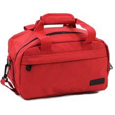 MEMBER´S Torba podróżna 20L SB-0043 czerwona