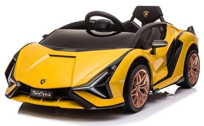 Eljet Dětské elektrické auto Lamborghini Sian