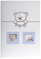 KPH Fotoalbum Baby Bear modré
