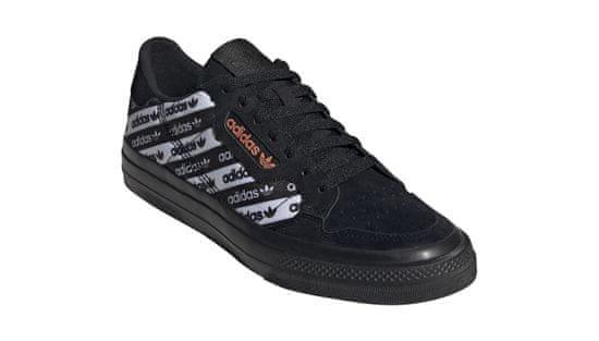 Adidas Tenisky Continental vulc farba čierna | veľkosť 10.5 UK | 45 1/3 EU | 29,0 CM | 11 US