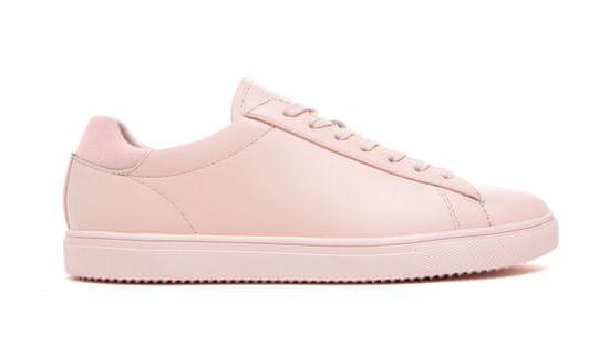 Clae Obuv Bradley Light Pink Oiled Leather farba ružová   veľkosť 3 UK   36 EU   22,5 CM   4 US