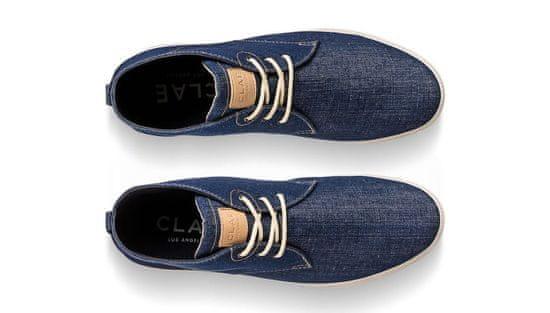Clae Obuv Strayhorn Textile Deep Navy farba modrá   veľkosť 9 UK   43 EU   28 CM   10 US