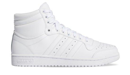 Adidas Tenisky Top Ten Hi farba biela | veľkosť 7.5 UK | 41 1/3 EU | 26,0 CM | 8 US