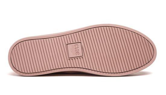 Clae Obuv Bradley Knit Cool Clay farba svetlohnedá   veľkosť 6 UK   40 EU   25 CM   8 US