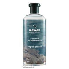 KAWAR Šampon na normální vlasy s minerály z Mrtvého moře 400 ml