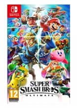Nintendo Super Smash Bros: Ultimate (SWITCH)