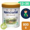 Kendamil BIO Nature batoľacie mlieko 3 (800 g) DHA+