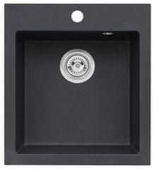 Genesis Boogie 20 G91 SP1 pomivalno korito, črno