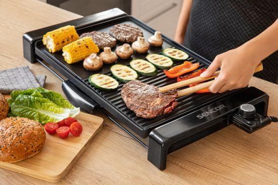 SENCOR SBG 106BK Asztali grill