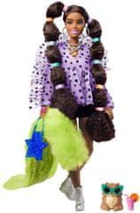 Mattel Barbie Extra u točkastoj bluzi