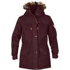 Fjällräven Singi Winter Jacket W., czerwony, m