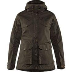 Fjällräven Vidda Pro jacket W, ciemnozielony, s