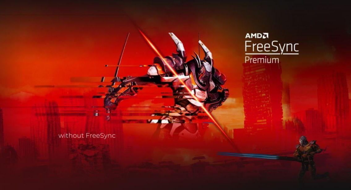 herní monitor AOC AG251FZ2E (AG251FZ2E) 24,5 palců TN 240hz freesync 1ms