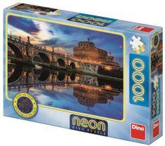 DINO Puzzle - Zamek Świętego Anioła 1000 elementów