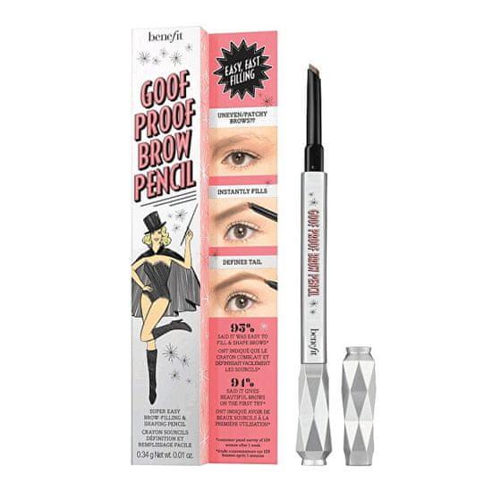 Benefit Tužka na obočí Goof Proof Brow (Eyebrow Pencil) 0,34 g