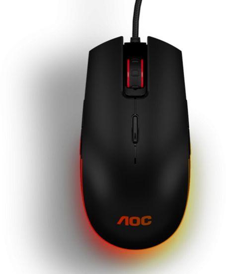 AOC GM500, čierna (GM500DRBE)