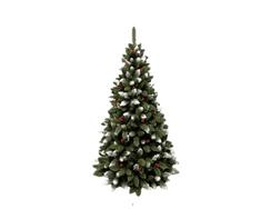 ArtTree Vianočný stromček- Borovica Iza červená 220cm
