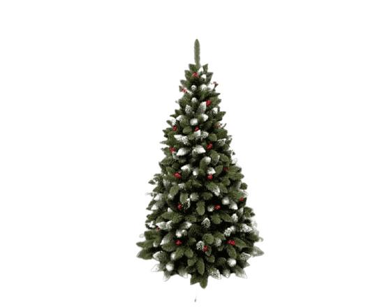 ArtTree Vianočný stromček- Borovica Iza červená 180cm
