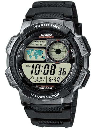 Casio Pánské hodinky AE-1000W-1BVEF
