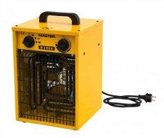 Master Dielenské ohrievač elektrické - priamotop, prenosné, 3 kW, napätie 230V - MASTER B3ECA