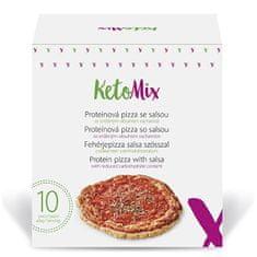 KetoMix Proteínová pizza so salsou 10 porcií