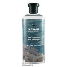 KAWAR Šampon proti lupům s minerály z Mrtvého moře 400 ml