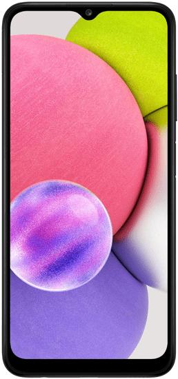 SAMSUNG Galaxy A03s, 3GB/32GB, Black