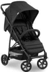 Hauck otroški voziček Rapid 4, črni