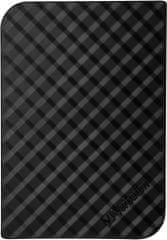 VERBATIM Store 'n' Save, USB 3.0 - 4TB 47685, čierna