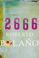 Roberto Bolańo - 2666