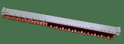 Bonega Lišta propojovací kombinovaná pro chrániče s jističem 08-4P8V20H16 Bonega