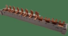 Bonega Lišta propojovací kombinovaná pro chrániče s jističem 08-4P4V16H16 Bonega