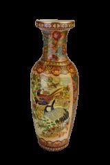 Dekko Dekko vaza, porcelan
