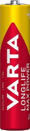 Varta Longlife Max Power elem 6+2 AAA 4703101448