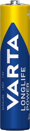 Varta baterije Longlife Power 4+4 AAA 4903121448, 4+4 kosi