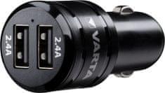 Varta adapter samochodowy Car Power 2× USB & Cable 57931101401
