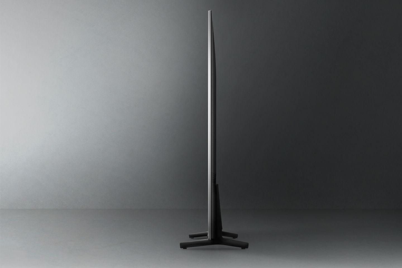 samsung tv televize qled 2021 4K 27mm profil tenký airslim design