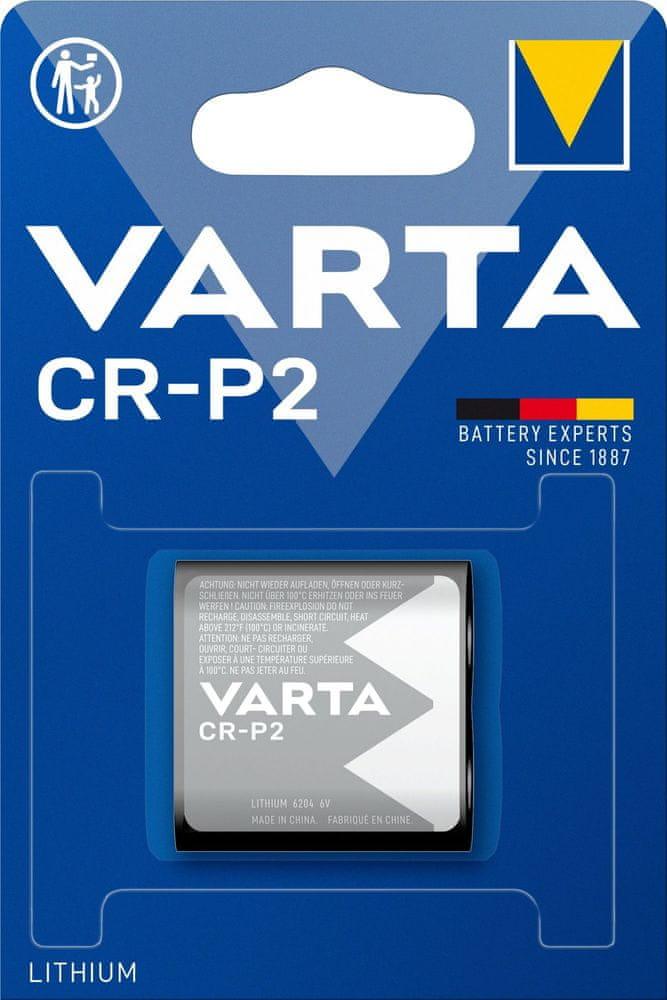 Varta Photo Lithium CR-P2