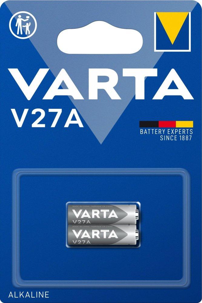 Varta V27A 2pack (LR 27) 4227101402