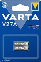 Varta V27A 2pack 4227101402