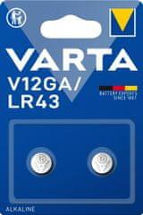 Varta V13GA (LR44) 2pack 4276101402