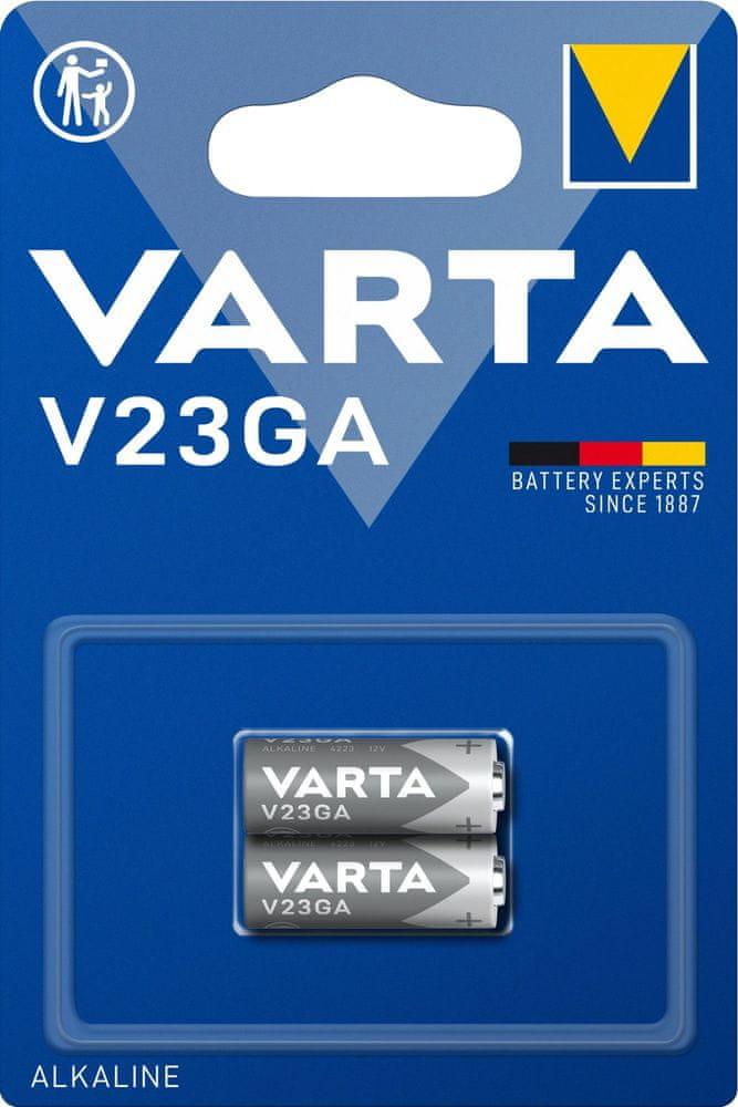 Varta V23GA 2pack 4223101402