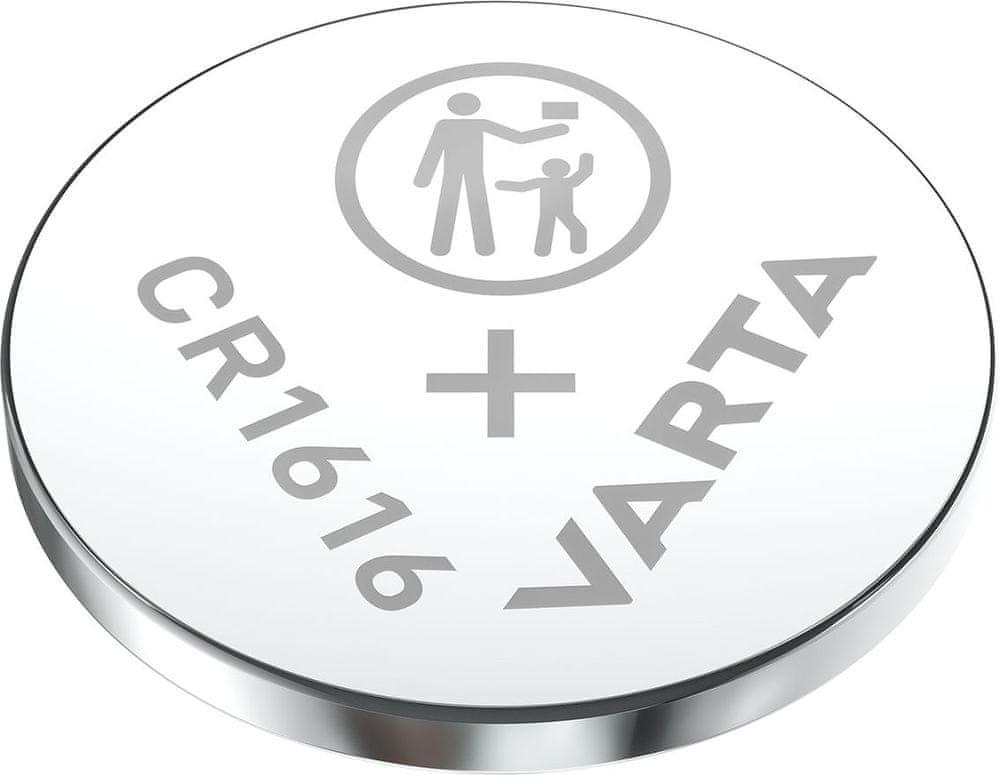 Varta CR 1616 2pack 6616101402