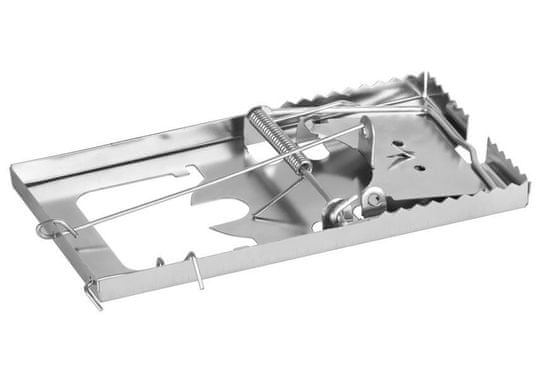 Strend Pro Pasca MH5079B, Ironkiller, na potkany, plech, bal. 2 ks, 160x90x0.6 mm