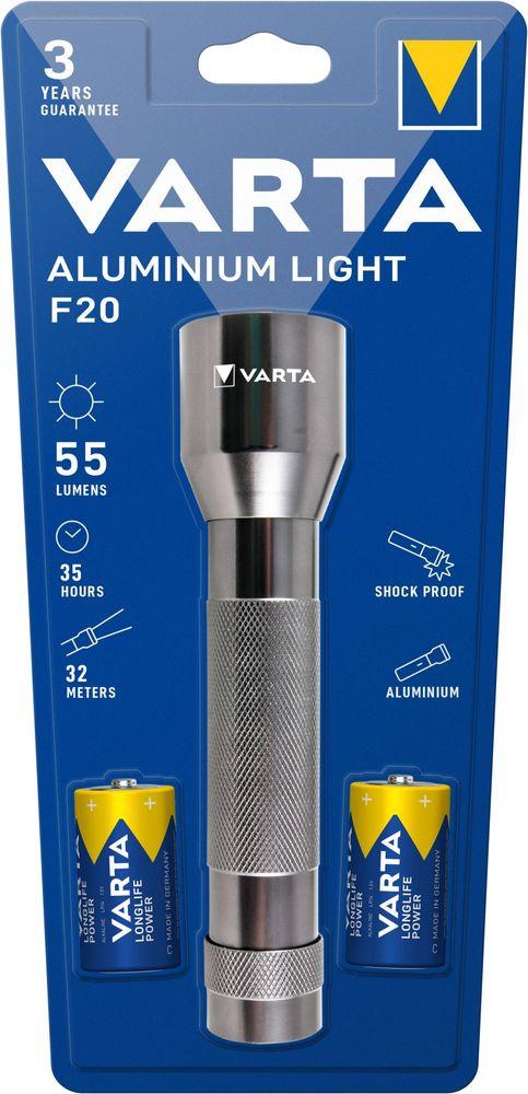 Varta Aluminium Light F20 2 C