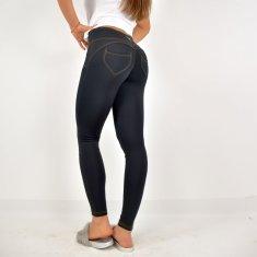 Yastraby Push up legíny Black pants Yastraby XS