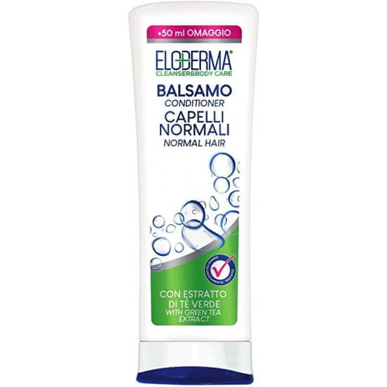 Eloderma Kondicionér na normálne vlasy (Conditioner) 300 ml