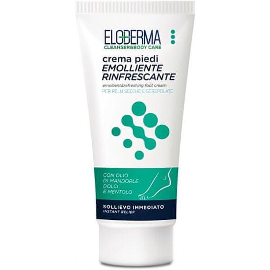 Eloderma Lábápoló krém mandulaolajjal (Foot Cream) 100 ml
