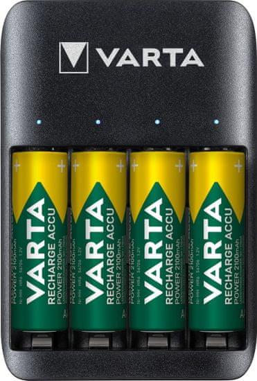 Varta VALUE USB QUATTRO CHARGER 57652101401 töltő